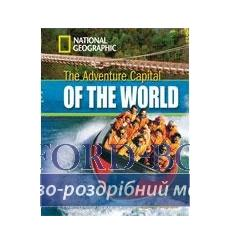 Книга B1 The Adventure Capital of the World with Multi-ROM Waring, R 9781424021765 купить Киев Украина