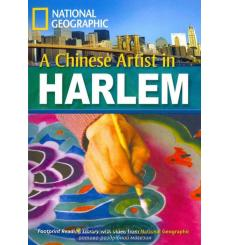 Книга B2 A Chinese Artist in Harlem with Multi-ROM Waring, R 9781424022298 купить Киев Украина