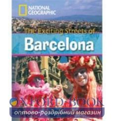 Книга C1 The Exciting Streets of Barcelona with Multi-ROM 9781424022168 купить Киев Украина