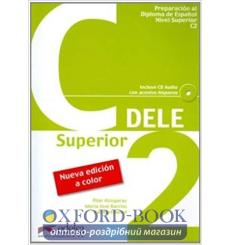 DELE C2 Superior Libro + CD 2010 ed. Alzugaray, P ISBN 9788477116868 купить Киев Украина