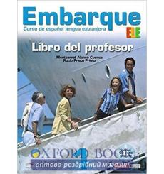 Embarque 1 Libro del profesor + CD audio Alonso, M ISBN 9788477117384 купить Киев Украина