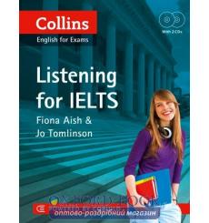 Collins English for IELTS: Listening with CDs (2) Aish, F ISBN 9780007423262 купить Киев Украина