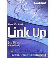 Диск Link Up Intermediate Class Audio CD Adams, D ISBN 9789604036202 купить Киев Украина