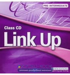 Диск Link Up Pre-Intermediate Class Audio CD Adams, D ISBN 9789604036448 купить Киев Украина