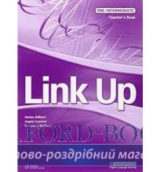 Книга для учителя Link Up Pre-Intermediate Teachers Book Cussons, A 9789604036424 купить Киев Украина