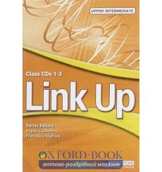 Диск Link Up Upper-Intermediate Class Audio CD Stafford, F ISBN 9789604036547 купить Киев Украина