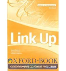 Тетрадь Link Up Upper-Intermediate workbook Stafford F 9789604036516 купить Киев Украина