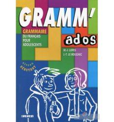 Книга Gramm ados Livre ISBN 9782278053940