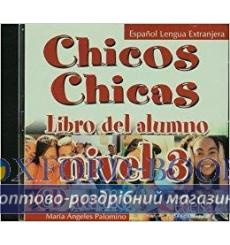 Chicos Chicas 3 CD audio Palomino, M ISBN 9788477117957 купить Киев Украина