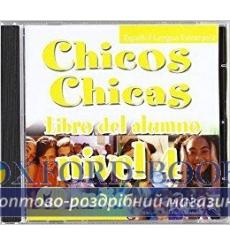 Chicos Chicas 4 CD audio Palomino, M ISBN 9788477118053 купить Киев Украина