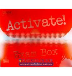 Книга Activate! Teachers Exam Box (for all levels) ISBN 9781405884365 купить Киев Украина