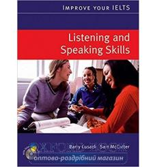 Improve Your IELTS Listening & Speaking Skills with CDs ISBN 9780230009486 купить Киев Украина
