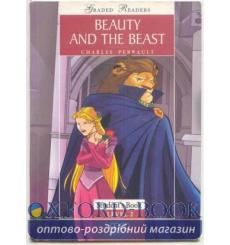 Учебник 2 Beauty and the Beast Elementary Students Book Perrault Ch 9789604430819 купить Киев Украина