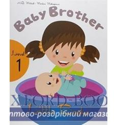 Level 1 Baby Brother (with CD-ROM) Mitchell, H 9789604783472 купить Киев Украина