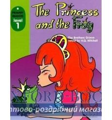 Level 1 Princess and the Frog with CD-ROM Brothers Grimm 9789604434671 купить Киев Украина