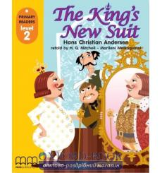 Level 2 Kings New Suit with CD-ROM Andersen, H 9789604783052 купить Киев Украина