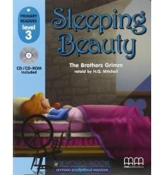 Level 3 Sleeping Beauty with CD-ROM Brothers Grimm 9789604436545 купить Киев Украина