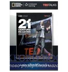 TED Talks: 21st Century Creative Thinking and Reading 4 Audio CD/DVD Package Longshaw, R ISBN 9781305495500 купить Киев Украина