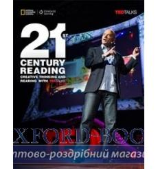 Учебник TED Talks: 21st Century Creative Thinking and Reading 4 Students Book Longshaw R 9781305265721 купить Киев Украина