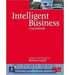 Intelligent Business Upper-inter CB + CD 9781408256015 купить Киев Украина