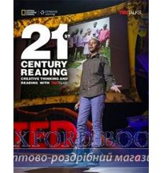 Учебник TED Talks: 21st Century Creative Thinking and Reading 1 Students Book Longshaw R 9781305264595 купить Киев Украина