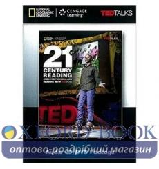 TED Talks: 21st Century Creative Thinking and Reading 1 Audio CD/DVD Package Longshaw, R ISBN 9781305495470 купить Киев Украина