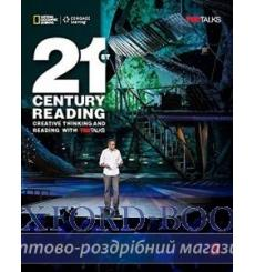 Учебник TED Talks: 21st Century Creative Thinking and Reading 3 Students Book Longshaw R 9781305265714 купить Киев Украина
