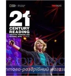 Книга TED Talks: 21st Century Creative Thinking and Reading 2 TG Longshaw, R ISBN 9781305266322 купить Киев Украина