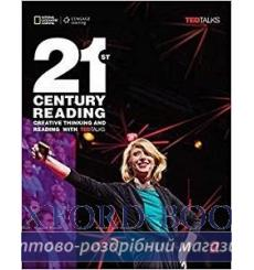 Учебник TED Talks: 21st Century Creative Thinking and Reading 2 Students Book Longshaw R 9781305265707 купить Киев Украина