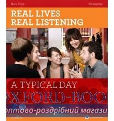 Real Lives, Real Listening Elementary A Typical Day with CD Thorn, S ISBN 9781907584428 купить Киев Украина