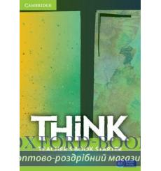 Книга для учителя Think Starter Teachers Book Puchta, H ISBN 9781107586185 купить Киев Украина
