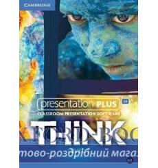 Think 1 Presentation Plus DVD-ROM Puchta, H ISBN 9781107509078 купить Киев Украина
