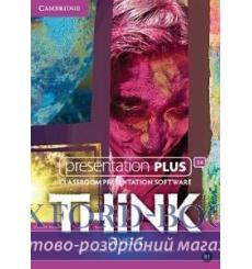 Think 2 Presentation Plus DVD-ROM Puchta, H ISBN 9781107509313 купить Киев Украина