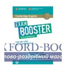 Книга Exam Booster for Key and Key for Schools with Answer Key with Audio for Teachers Chapman, C ISBN 9781316648452 купить К...