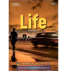 Тетрадь Life Intermediate workbook without Key and Audio CD Stephenson, H 3rd Edition 9781337286084 купить Киев Украина