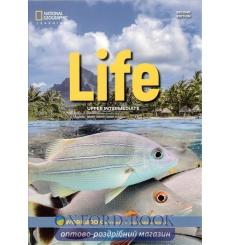 Тетрадь Life Upper-Intermediate workbook with Key and Audio CD Dummett, P 3rd Edition 9781337286282 купить Киев Украина