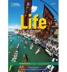 Тетрадь Life Pre-Intermediate workbook with Key and Audio CD Hughes, J 3rd Edition 9781337285865 купить Киев Украина