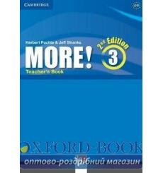 Книга для учителя More! 3 Teachers Book Pelteret 3rd Edition 9781107681286 купить Киев Украина