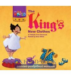 Книга Our World Big Book 1: Kings Newclothes Olivia, A ISBN 9781285191614 купить Киев Украина