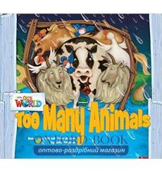 Книга Our World Reader 1: Too Many Animals Feldman, S ISBN 9781285190693 купить Киев Украина