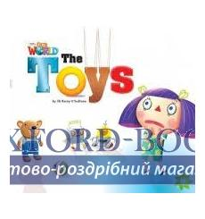 Книга Our World Big Book 1: Toys Davison, T ISBN 9781285191621 купить Киев Украина