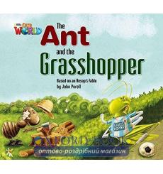 Книга Our World Big Book 2: Ant and the Grasshopper Porell, J ISBN 9781285191676 купить Киев Украина