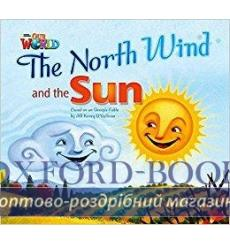 Книга Our World Big Book 2: North Wind and The Sun OSullivan, J ISBN 9781285191669 купить Киев Украина