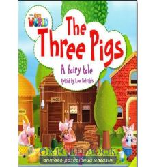 Книга Our World Big Book 2: Three Pigs Petrokis, L ISBN 9781285191683 купить Киев Украина
