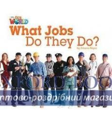 Книга Our World Reader 2: What Jobs Do They Do? Reyes, J ISBN 9781285190785 купить Киев Украина