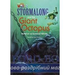 Книга Our World Reader 4: Stormalong and the Giant Octopus Davison, T ISBN 9781285191362 купить Киев Украина