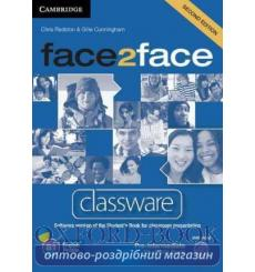 Face2face Pre-intermediate Classware dvd-ROM Redston Ch 2nd Edition 9781107610552 купить Киев Украина
