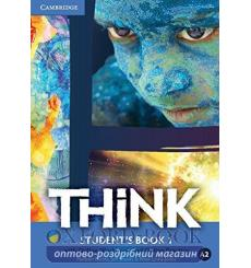 Учебник Think 1 Students Book with Online Workbook and Online Practice Puchta H 9781107508804 купить Киев Украина