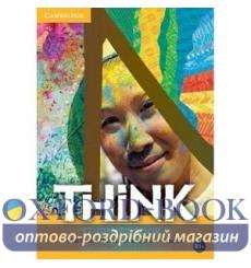 Учебник Think 3 Students Book with Online Workbook and Online Practice Puchta H 9781107562622 купить Киев Украина