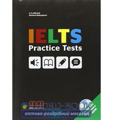 Тесты IELTS Practice Tests Book with Audio CDs (2) and Glossary CD-ROM Mitchell, H 9789605737580 купить Киев Украина